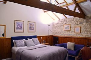 large room at catherine wheel bibury