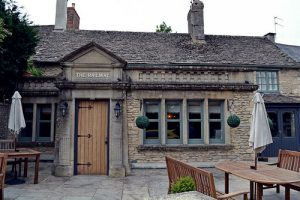 the railway in fairford